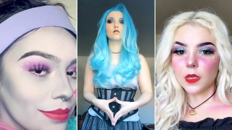 TikTokers Are Using Makeup to Turn Themselves Into Disney Villains' Imaginary Kids
