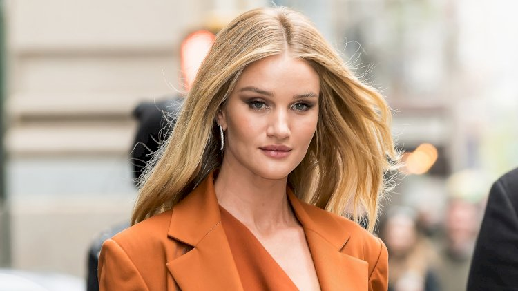 Hourglass Cosmetics and Rosie Huntington-Whiteley Are Teaming Up for Another Major Makeup Launch