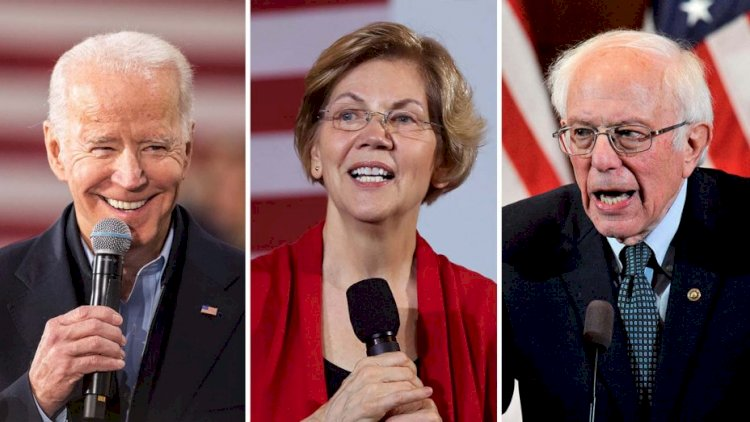 Watch Live: Biden, Warren, Sanders and More Participate in Eighth Democratic Debate