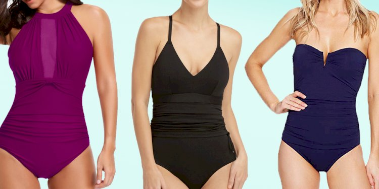 15 Best Slimming Swimsuits for Every Body Type