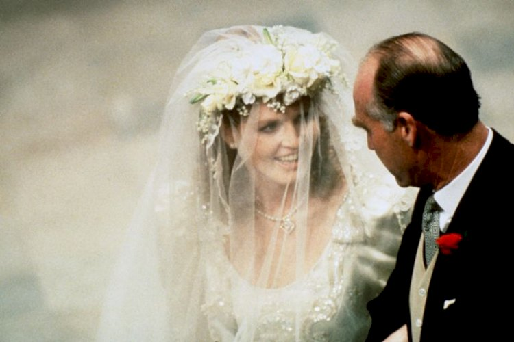 The Fascinating Story Behind Sarah Ferguson's Wedding Tiara