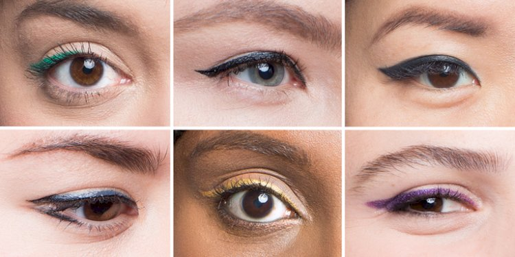 The Perfect Winged Eyeliner for Every Eye Shape