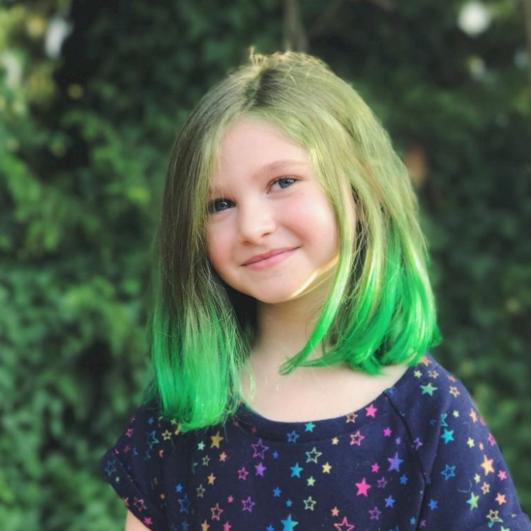 How Young Is Too Young to Dye Your Kid's Hair?