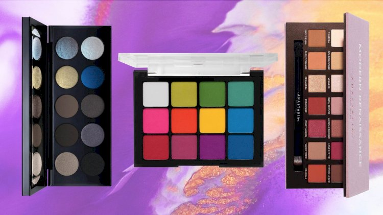 The Best Eye Shadow Palettes, According to Allure Editors