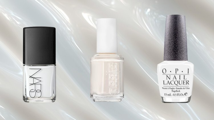 The 9 Best White Nail Polishes You Can Buy