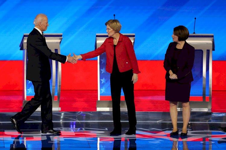Buttigieg takes a beating, Biden concedes N.H., and Klobuchar goes big: Key debate moments