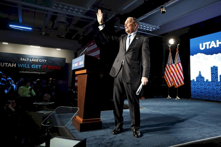 Bloomberg pursues brokered convention gambit